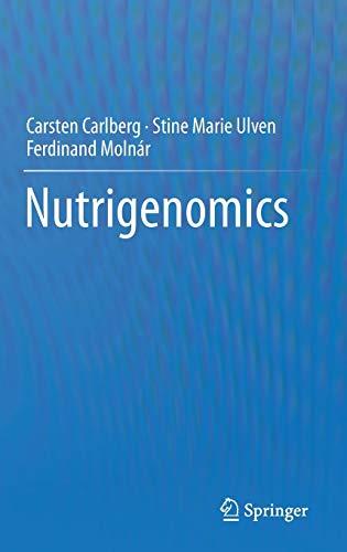 9783319304137: Nutrigenomics
