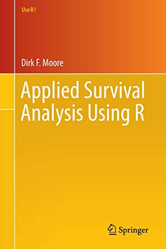 9783319312439: Applied Survival Analysis Using R (Use R!)