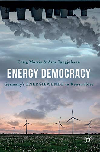 9783319318905: Energy Democracy: Germany's Energiewende to Renewables