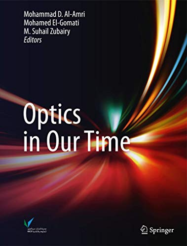 9783319319025: Optics in Our Time
