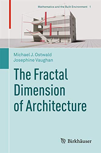 9783319324241: The Fractal Dimension of Architecture: 1