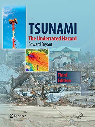 9783319330969: Tsunami: The Underrated Hazard