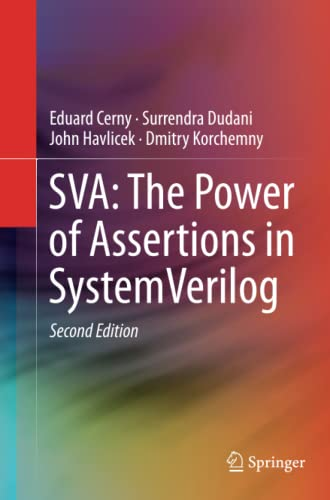 9783319331096: SVA: The Power of Assertions in SystemVerilog
