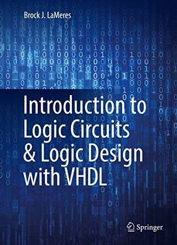 9783319341941: Introduction to Logic Circuits & Logic Design with VHDL