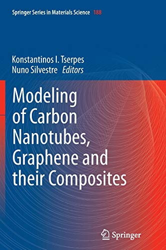 9783319343204: Modeling of Carbon Nanotubes, Graphene and their Composites (Springer Series in Materials Science)
