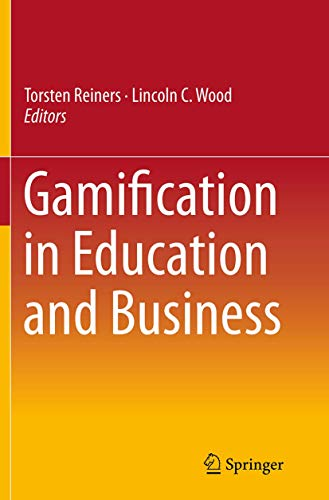 9783319344300: Gamification in Education and Business
