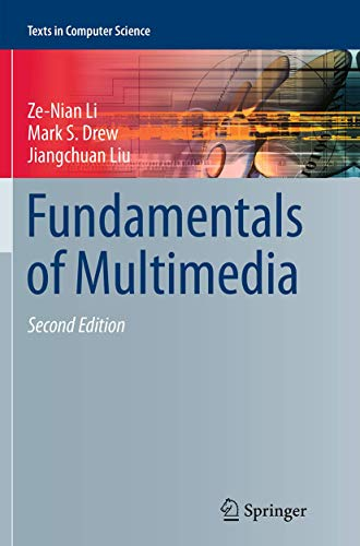 9783319346786: Fundamentals of Multimedia (Texts in Computer Science)