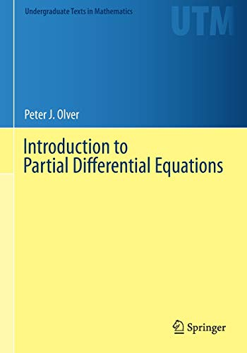 9783319347448: Introduction to Partial Differential Equations
