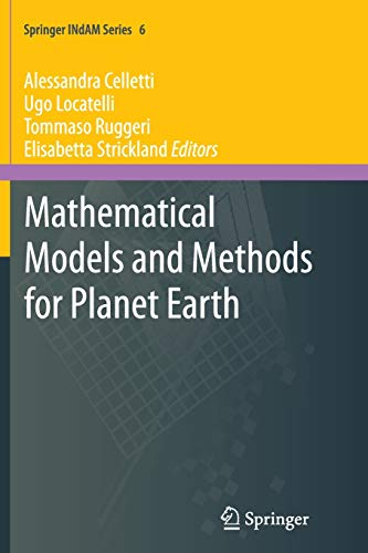 9783319350042: Mathematical Models and Methods for Planet Earth (Springer INdAM Series)