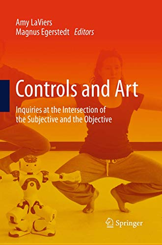 9783319352176: Controls and Art: Inquiries at the Intersection of the Subjective and the Objective
