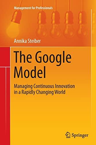 The Google Model: Annika Steiber