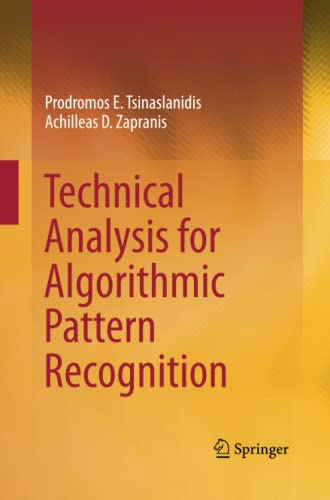 9783319353951: Technical Analysis for Algorithmic Pattern Recognition