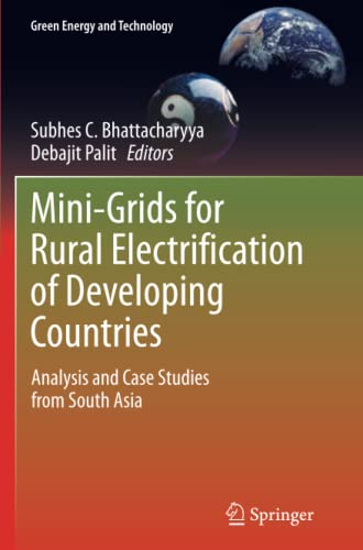 9783319355924: Mini-Grids for Rural Electrification of Developing Countries: Analysis and Case Studies from South Asia (Green Energy and Technology)
