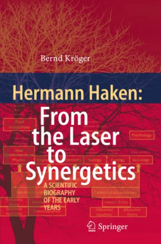 9783319356280: Hermann Haken: From the Laser to Synergetics: A Scientific Biography of the Early Years
