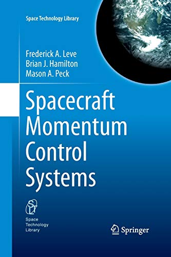 9783319361741: Spacecraft Momentum Control Systems (Space Technology Library)