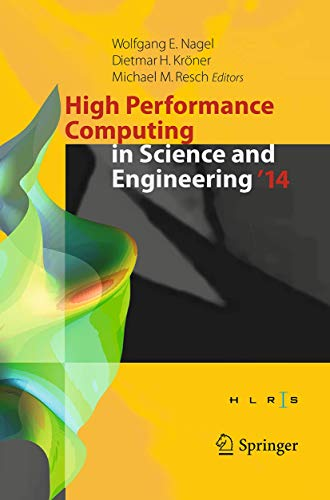 9783319363387: High Performance Computing in Science and Engineering '14: Transactions of the High Performance Computing Center, Stuttgart (HLRS) 2014