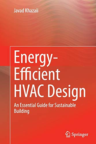 9783319364223: Energy-Efficient HVAC Design: An Essential Guide for Sustainable Building