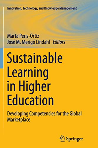 Sustainable Learning in Higher Education