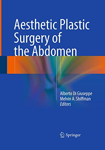 9783319366463: Aesthetic Plastic Surgery of the Abdomen