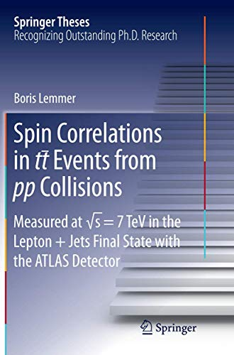 Spin Correlations in tt Events from pp Collisions: Measured at ?s = 7 TeV in the Lepton+Jets Final ...