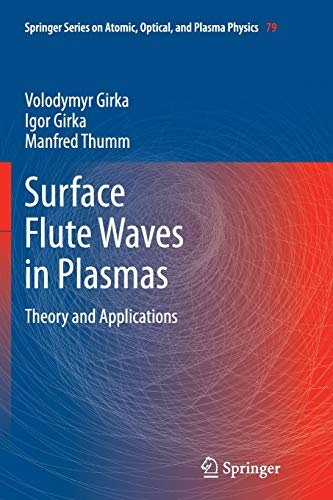 9783319375168: Surface Flute Waves in Plasmas: Theory and Applications