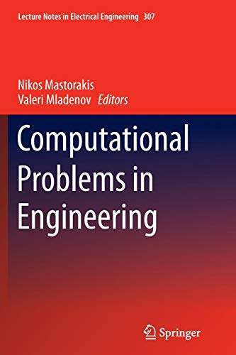 9783319375496: Computational Problems in Engineering (Lecture Notes in Electrical Engineering)
