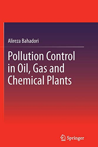 9783319375977: Pollution Control in Oil, Gas and Chemical Plants