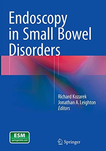 9783319379111: Endoscopy in Small Bowel Disorders