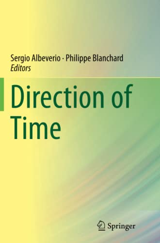 9783319380247: Direction of Time