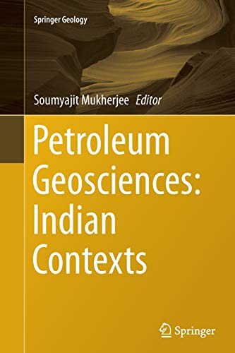 9783319380742: Petroleum Geosciences: Indian Contexts (Springer Geology)