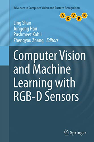 9783319381053: Computer Vision and Machine Learning with RGB-D Sensors (Advances in Computer Vision and Pattern Recognition)