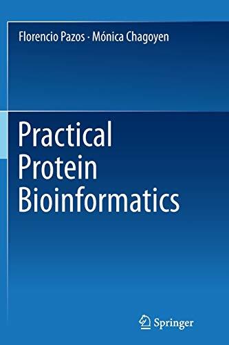 9783319381848: Practical Protein Bioinformatics