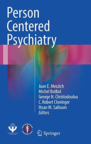 9783319397221: Person Centered Psychiatry