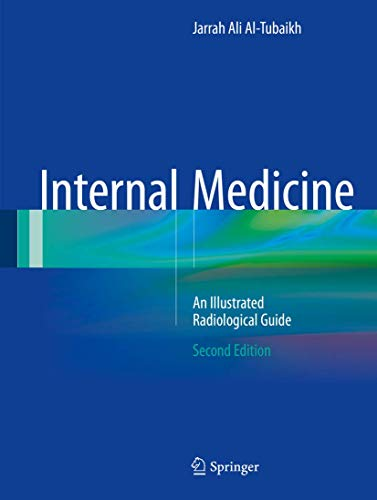 9783319397467: Internal Medicine: An Illustrated Radiological Guide