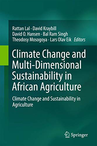 Climate Change and Multi-Dimensional Sustainability In African: Lal, Rattan et
