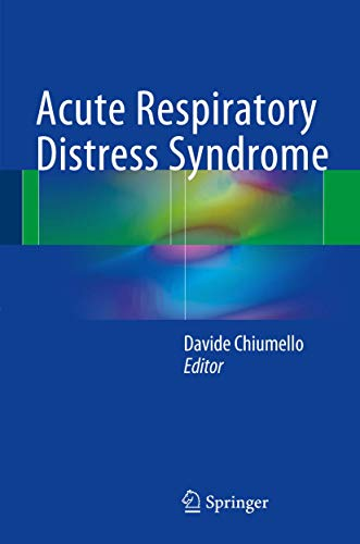 9783319418506: Acute Respiratory Distress Syndrome