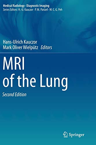 9783319426167: MRI of the Lung (Medical Radiology)