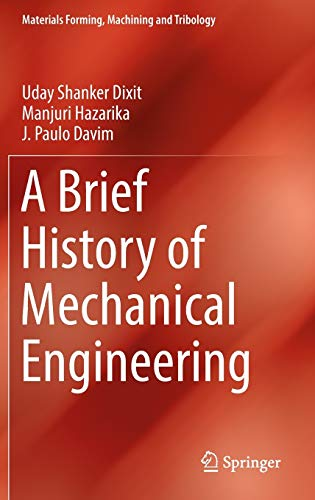 A Brief History of Mechanical Engineering (Materials: Uday Shanker Dixit,