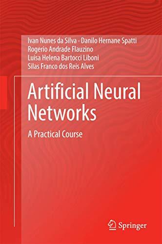 Artificial Neural Networks: Ivan Nunes da