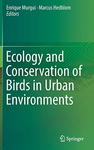 9783319433127: Ecology and Conservation of Birds in Urban Environments