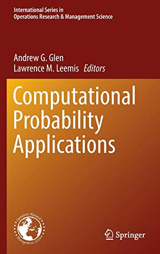 9783319433158: Computational Probability Applications (International Series in Operations Research & Management Science)