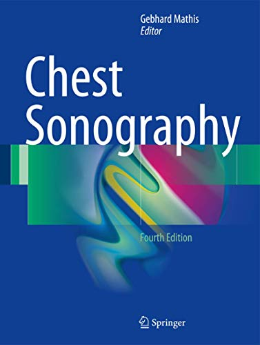 9783319440712: Chest Sonography