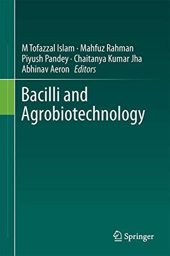 9783319444086: Bacilli and Agrobiotechnology
