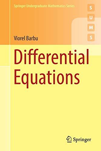 9783319452609: Differential Equations (Springer Undergraduate Mathematics Series)