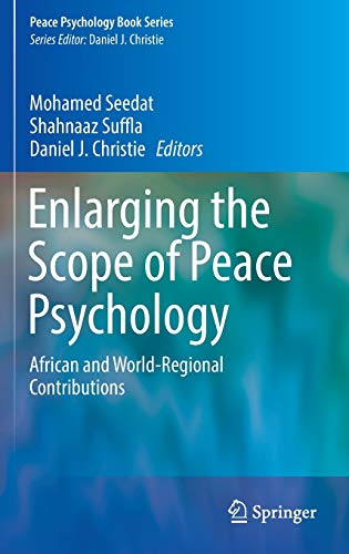 Enlarging the Scope of Peace Psychology: African and World-Regional Contributions (Hardback)