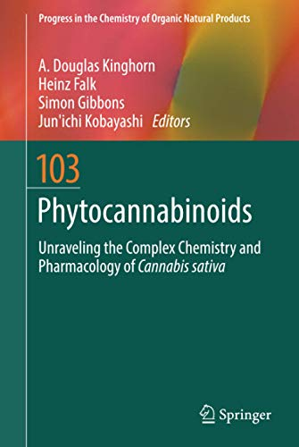 9783319455396: Phytocannabinoids: Unraveling the Complex Chemistry and Pharmacology of Cannabis sativa (Progress in the Chemistry of Organic Natural Products)