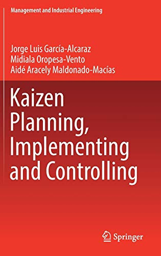 Kaizen Planning, Implementing and Controlling (Hardback): Midiala Opopesa Vento,