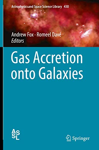 Gas Accretion onto Galaxies (Astrophysics and Space Science Library): Springer