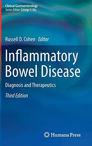 9783319537610: Inflammatory Bowel Disease: Diagnosis and Therapeutics (Clinical Gastroenterology)