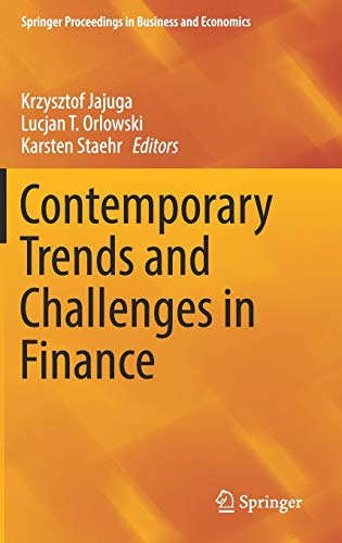 Contemporary Trends and Challenges in Finance: Proceedings from the 2nd Wroclaw International ...